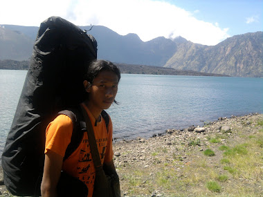 Expeditions mount rinjani 3676MDPL
