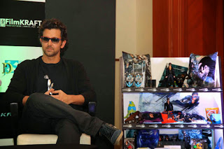 Krrish 3 Merchandise Launch Photo Gallery