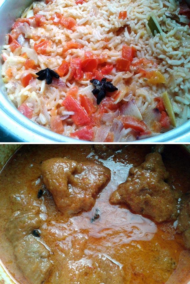 Nasi Tomato paling mudah