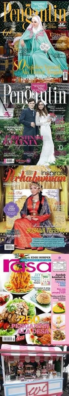 We In the Magazine & Media!
