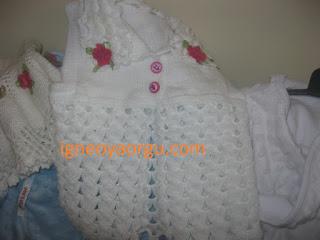 bebek örgü örnekleri