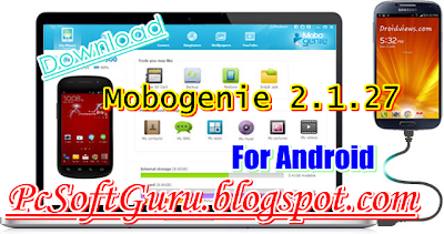 Download Mobogenie 2.1.27 For Android Free