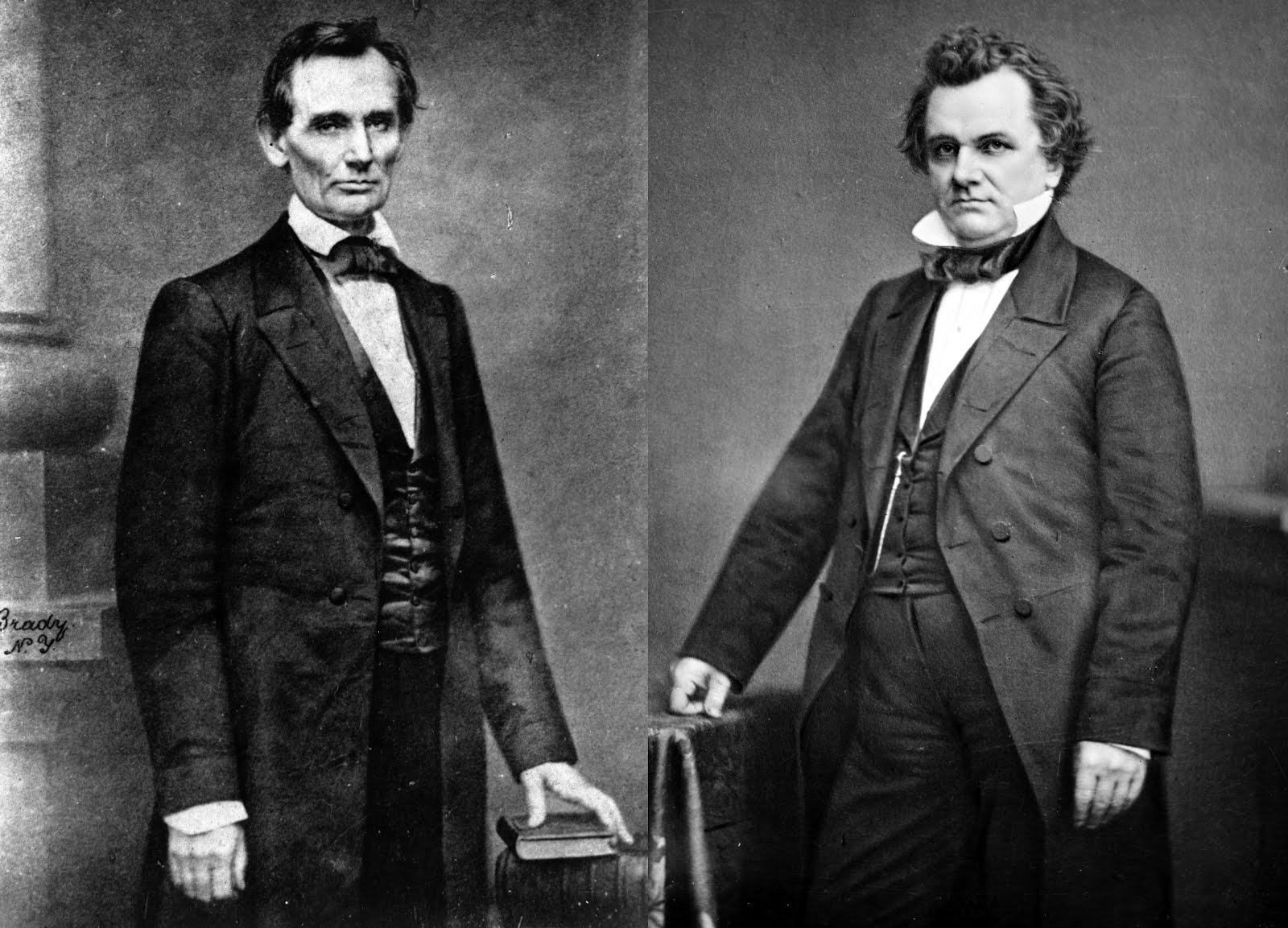 Lincoln Douglas Debates Public Domain Clip Art Photos And