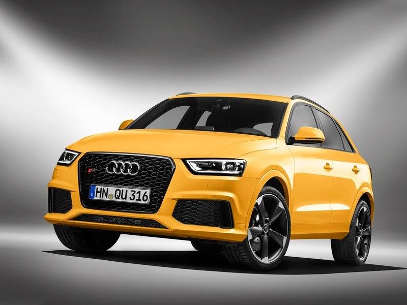Foto: Audi - Audi sichert sich Namensrechte an SQ2, SQ4, Q9, F-Tron und weiteren