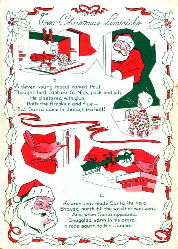 Nothing But Limericks: A Rascal Named Paul - Christmas Limericks ...