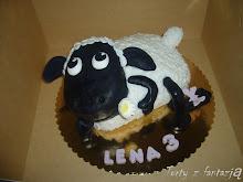 Tort owieczka