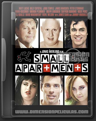 Small Apartments (DVDRip Español Latino) (2012)
