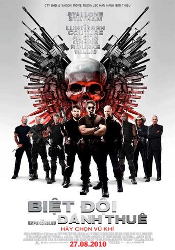 Biệt Đội Đánh Thuê (Full HD 2013)