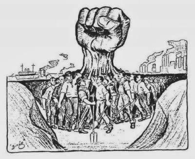 Deu dies que faran trontollar Europa. Deu dies que desmuntaran l'Estat capitalista espanyol.