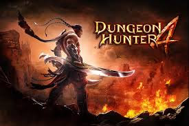 Dungeon Hunter 4 1.9.1d MOD APK + Data (Unlimited Gems + Anti Ban) Android