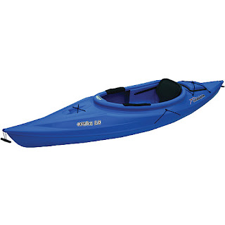 Sports authority coupon 25%: Sun Dolphin Aruba 10' sit-in Kayak