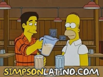 Los Simpson 16x16