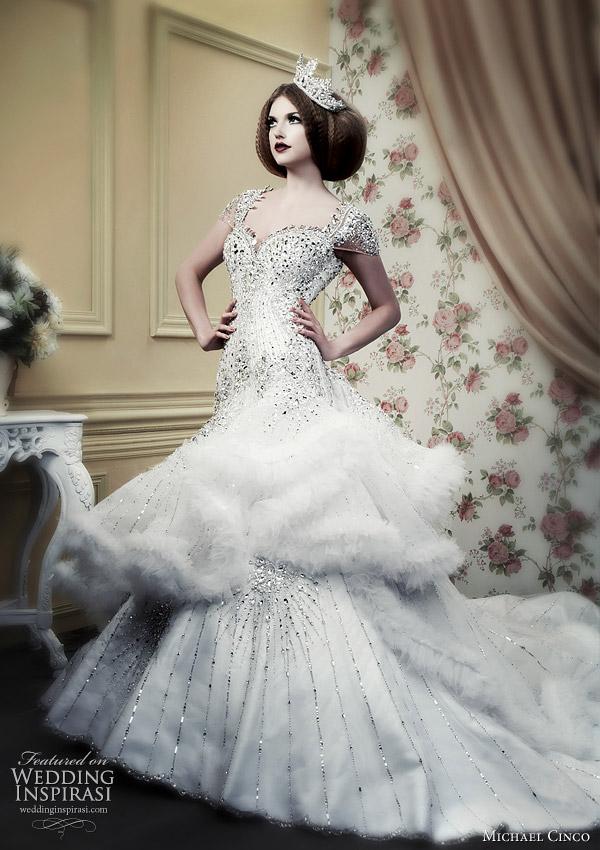 Michelangelo wedding dresses wedding dresses 2013 for Michael angelo wedding dresses