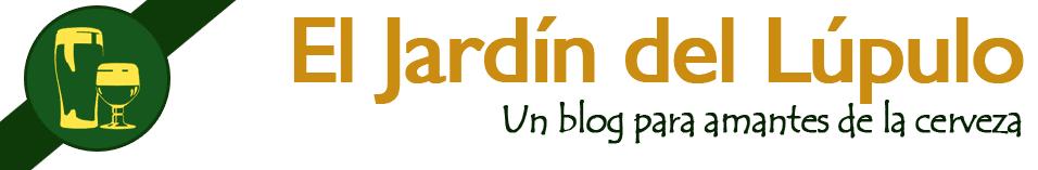 El Jardín del Lúpulo. Web especializada en cerveza.