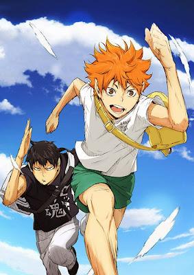 Anime Haikyu!! Season 2 akan tayang Oktober mendatang