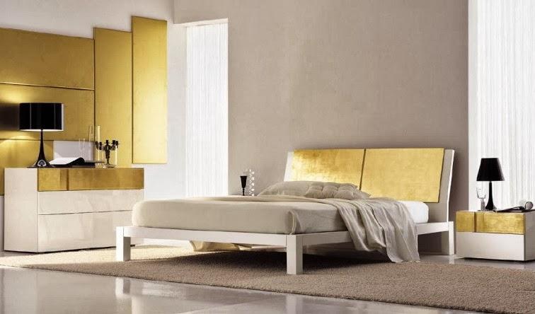 modern bedroom color schemes