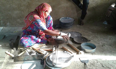 A Nomadic Gadaliyaa Community Women