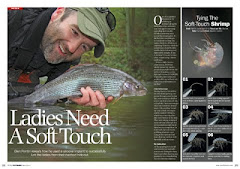 soft touch shrimp in total fly fisher