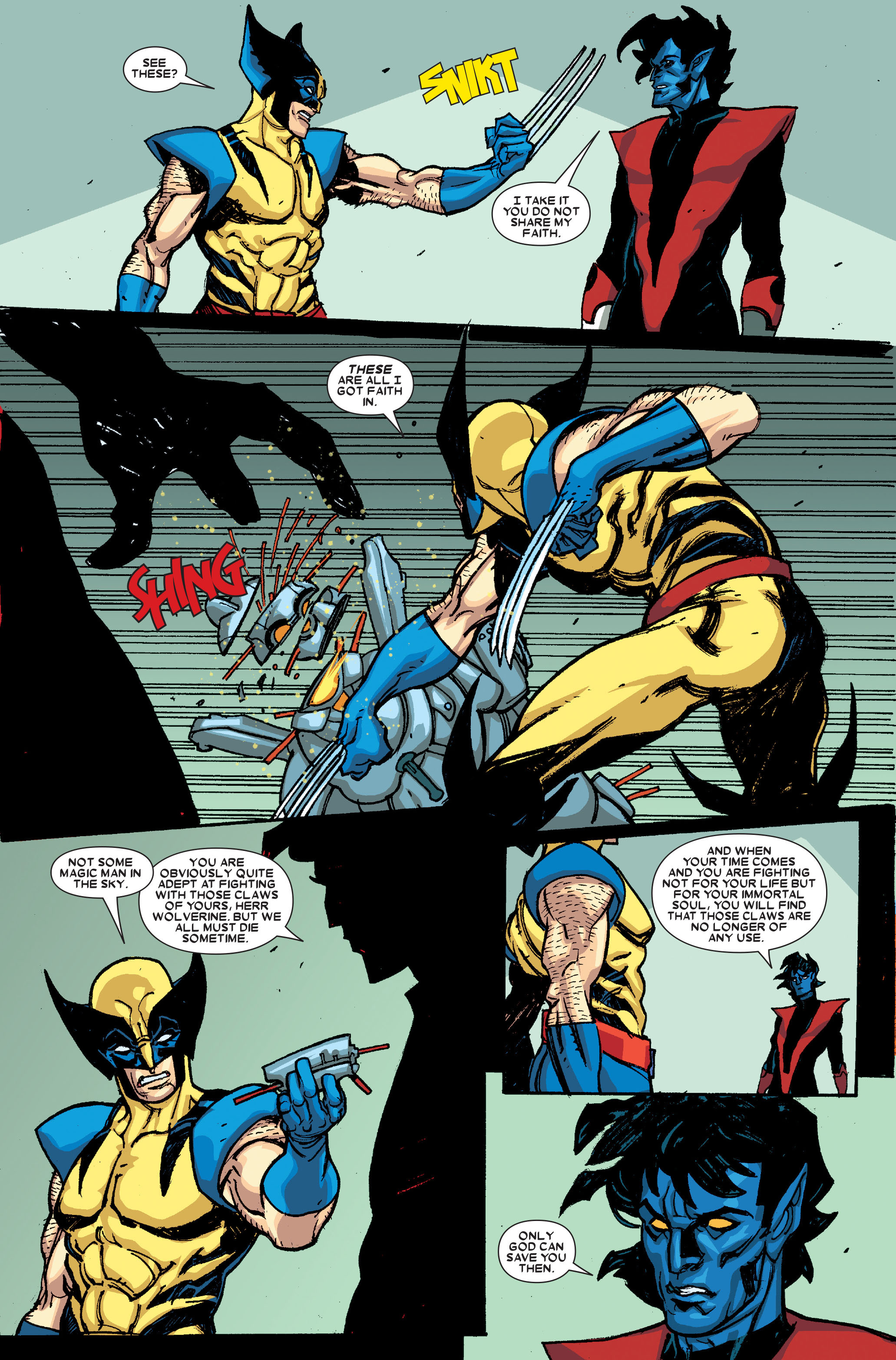 Wolverine: Weapon X #16 #16 - English 7