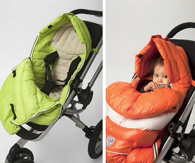 All weather baby stroller protection.
