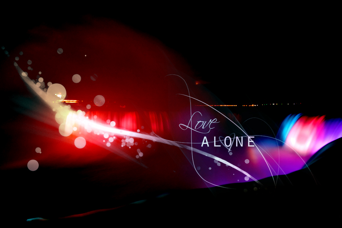 Desktop Wallpaper Alone Love : Free Best Pictures: Love Alone Wallpapers & Love Alone Pictures