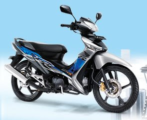 Blog Modifikasi Motor  Honda Supra X 125R