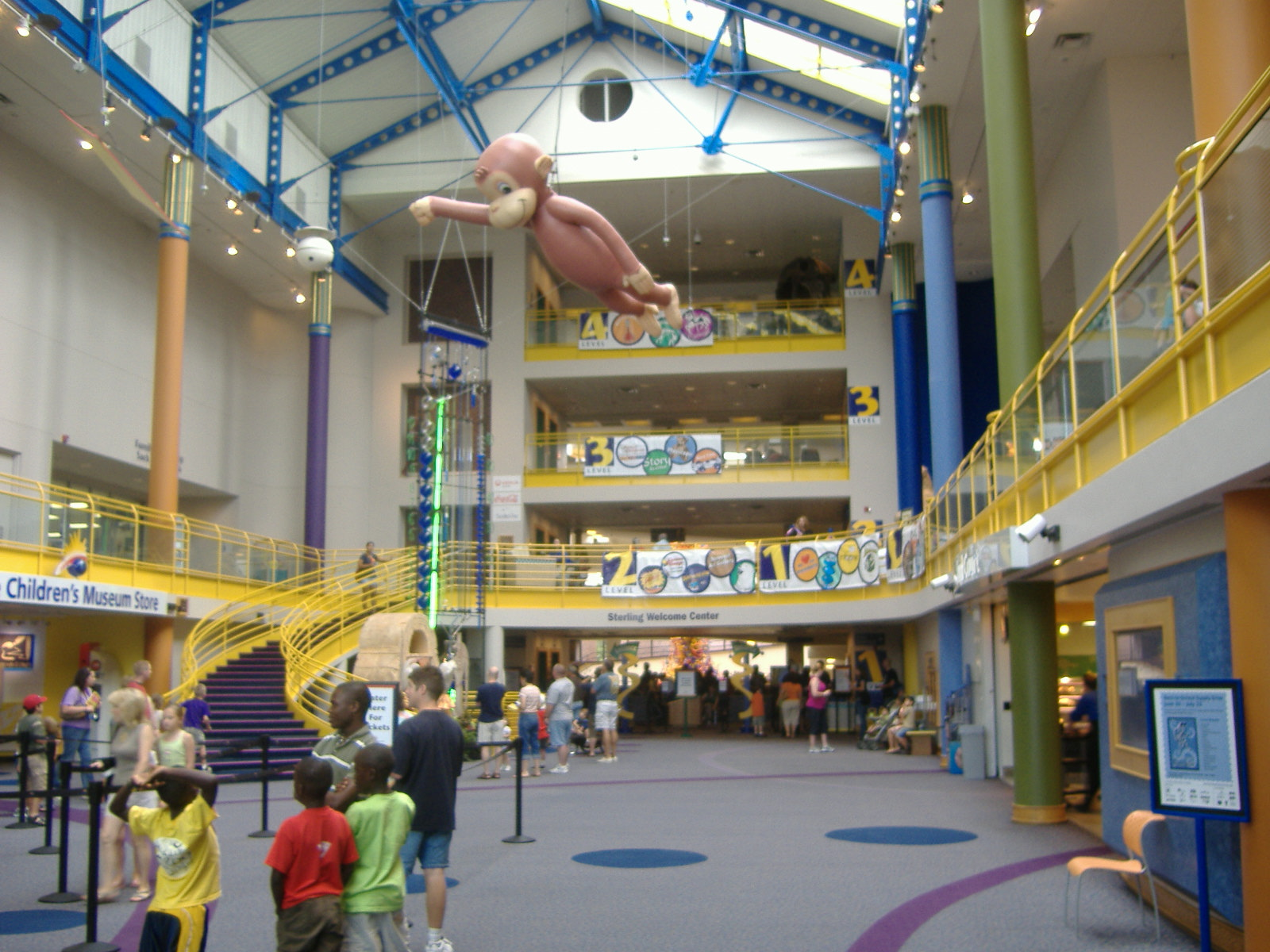 Redefining the face of beauty best childrens museum in for Best museums in america
