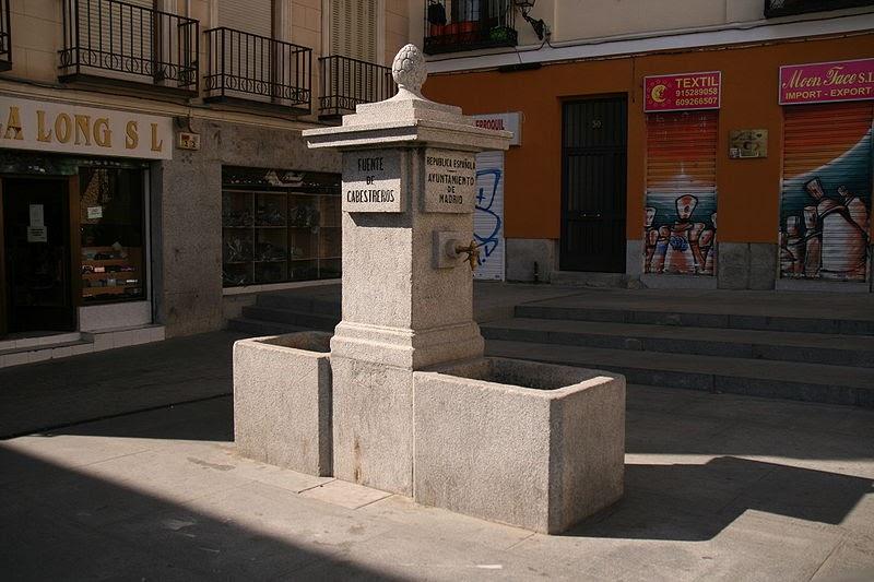 Madrid sus viejas calles cabestreros calle de - H m calle orense madrid ...
