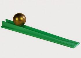 Non-snail snail ball