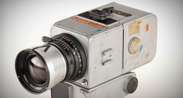 Hasselblad 500 Appolo 15 moon landing camera
