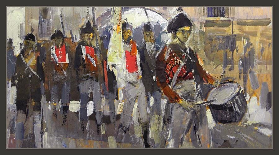 Ernest descals artista pintor arte militar pintura - Trabajos de pintor en madrid ...