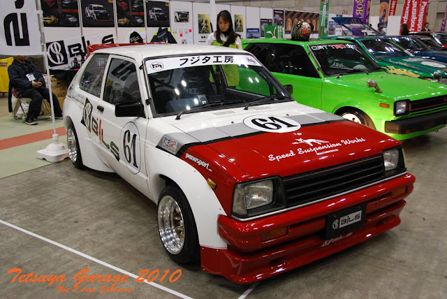 Toyota Starlet P6, wyścigi, JDM, TS Cup, racing