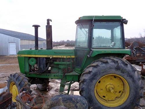 John Deere 4430 used parts