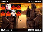chơi game Thử tài trí nhớ Naruto