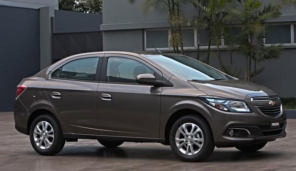Nuevo Chevrolet Prisma 2013 para Argentina