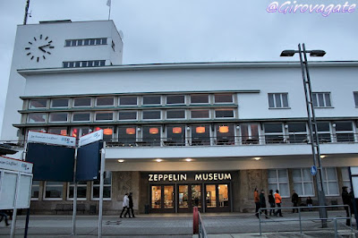 zeppelin museo Friedrichshafen