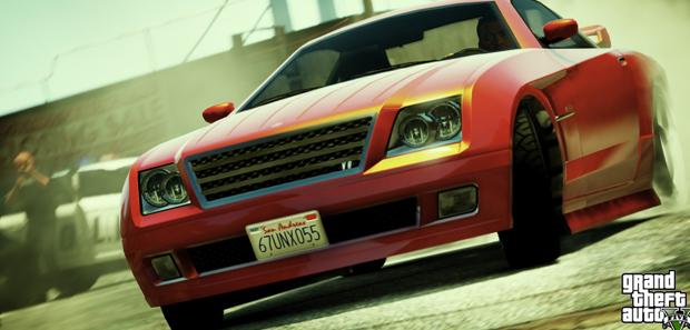 GTA 5 Racing Image
