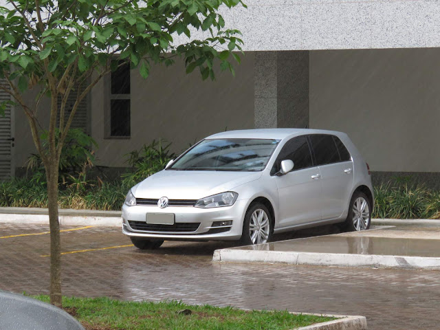 VW Golf 7 Highline 2014