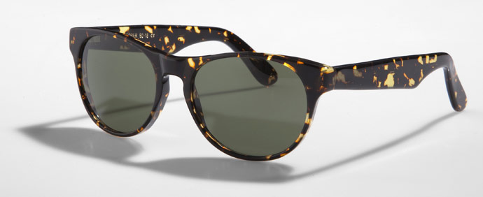 L.G.R. Eyewear SS2011: ace acetates and dazzling designs: October