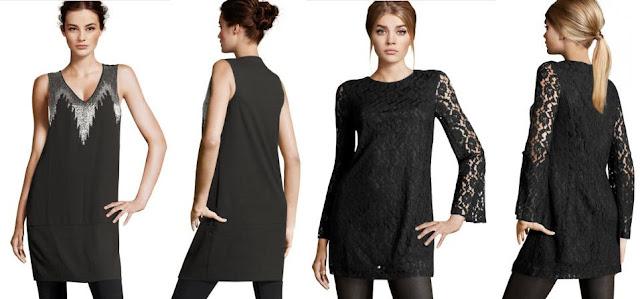 vestidos de hm nochevieja 2012 2013