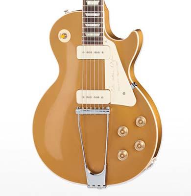 Green Pear Diaries Gibson Les Paul Tribute 1952