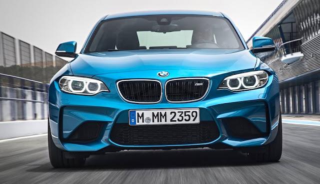 BMW M2クーペ フロント
