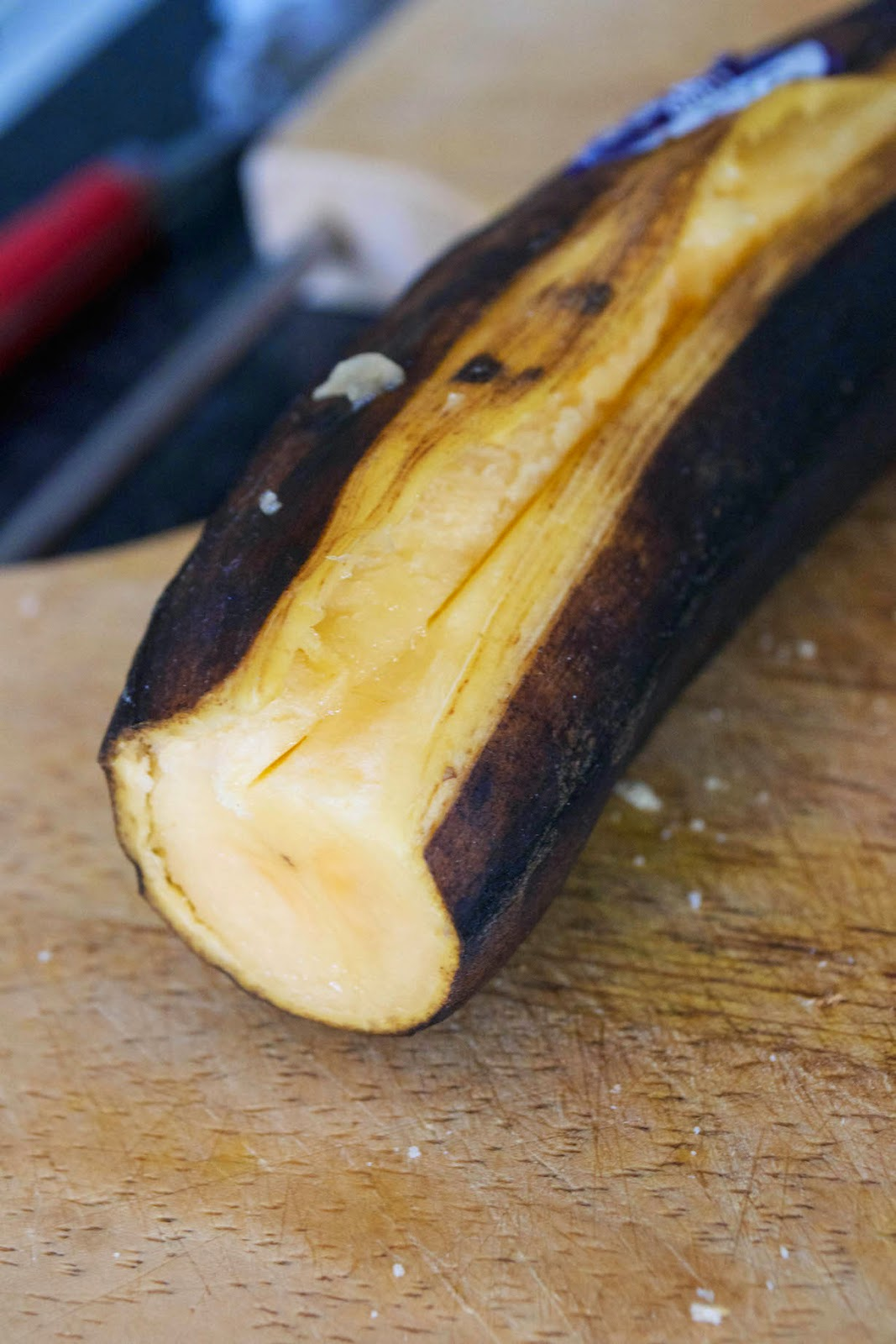 Roasted Sweet Plantains With Cream And Cinnamon Recipes — Dishmaps