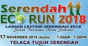 Serendah Eco-Run 2018 - 17 November 2018