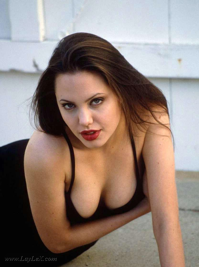 hottest humans on earth: angelina jolie hottest photos
