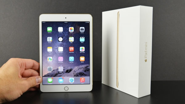 Apple iPad Mini 4 Price in USA and Unboxing Review