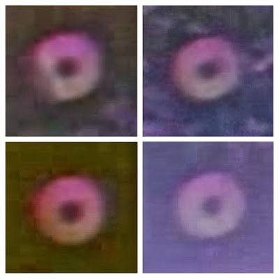 Ring UFO Recorded By NASA
