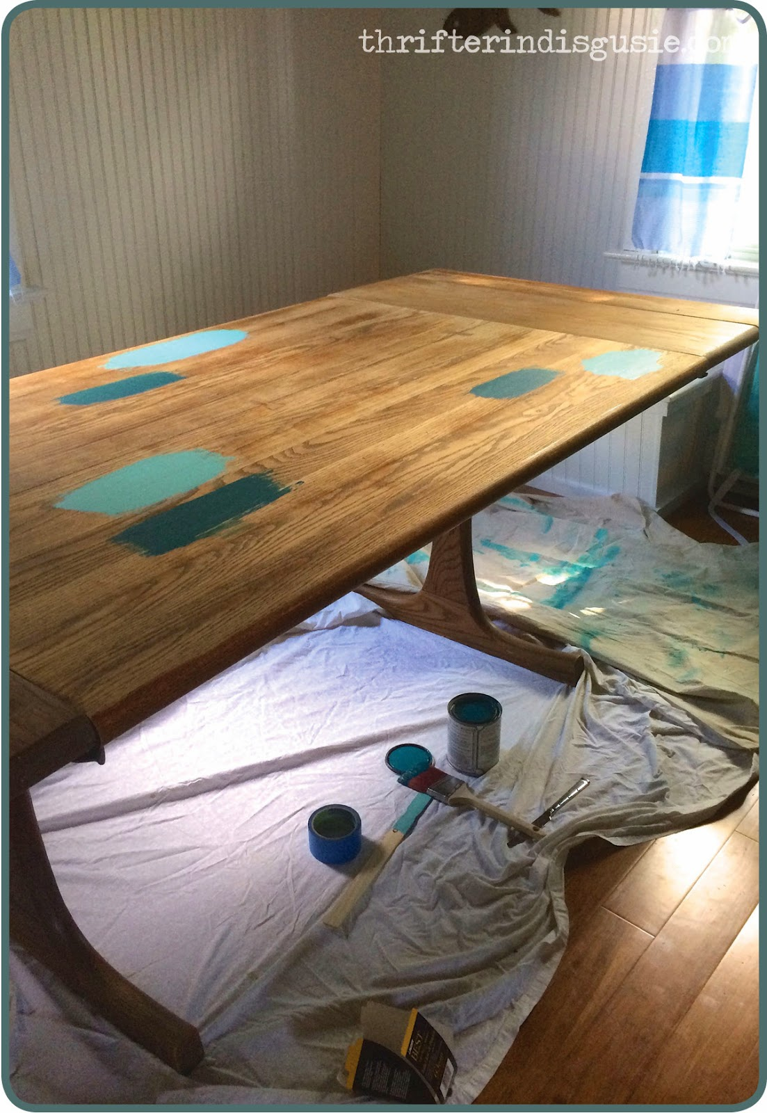 Cool kitchen tables