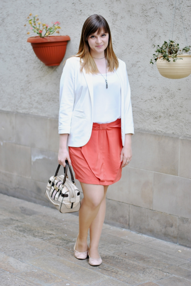 fa91e8d5f0da Clothes   Camera - Luxembourg Fashion and Beauty Blog  OOTD  Bow Skirt
