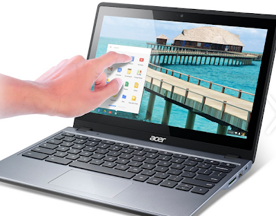 Acer New Line of Chromebook C720P-2600